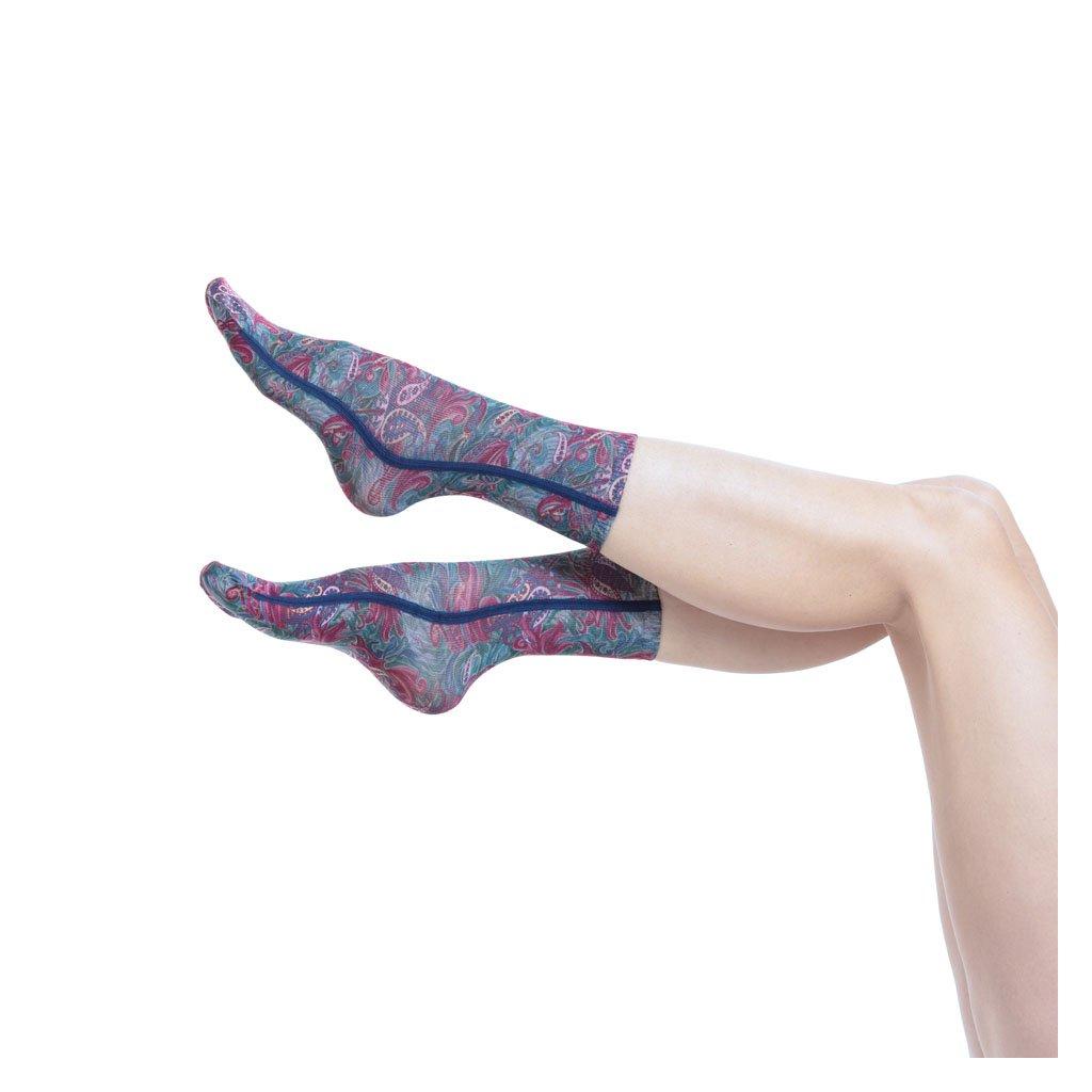 Designové ponožky s potiskem LAPOESIA
