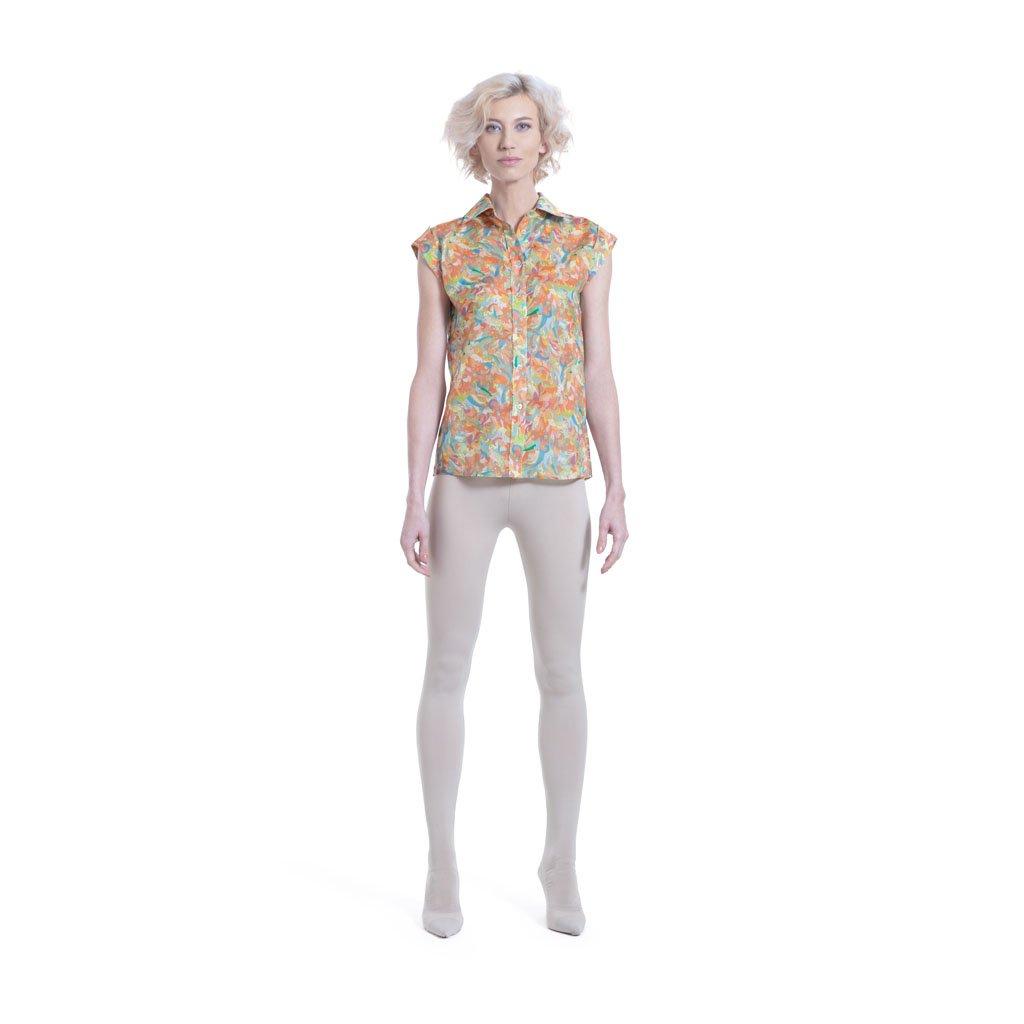 Košile s krátkym rukávem a s potiskem INSPIRA