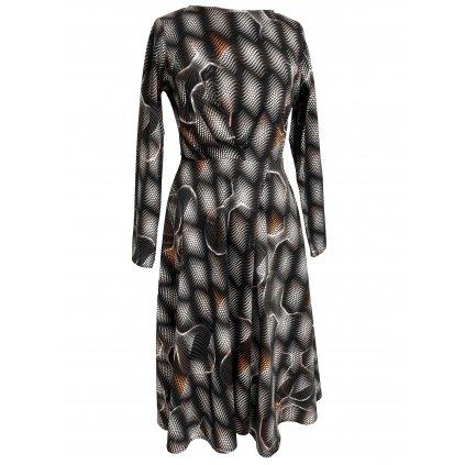 Dámské midi šaty MATRIX