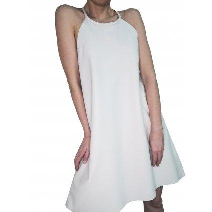 Kožené mini šaty LIBERTA